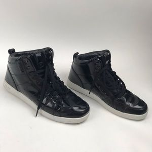 Clae 9.5 Russell Lace Up High Top Sneakers Shoes